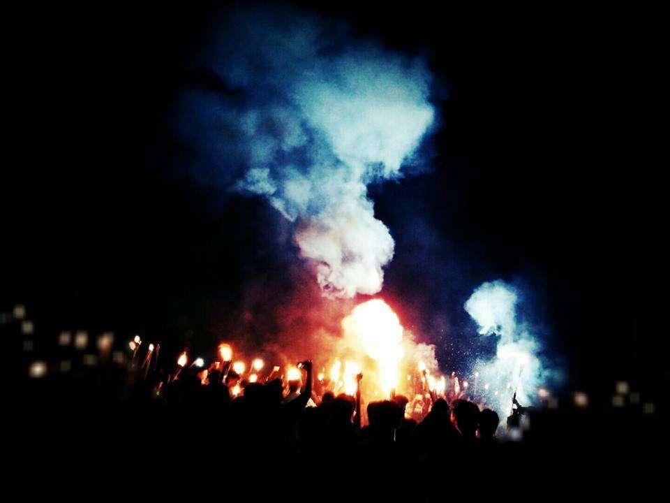 Rag 2016 Torch Procession 1