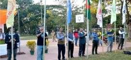 চুয়েটে আন্তঃহল ভলিবল প্রতিযোগিতা শুরু