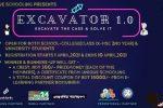 """বর্ষপূর্তি উপলক্ষে ইউনিক স্কুলিং এর নতুন আয়োজন """"Excavator 1.0"""""""
